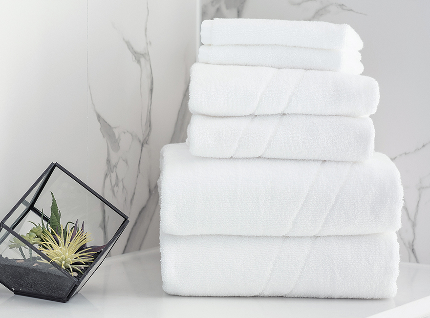 How to choose long lasting hotel towels?